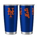 New York Mets Travel Tumbler 20oz Ultra Blue