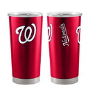Washington Nationals Travel Tumbler 20oz Ultra Red - Special Order
