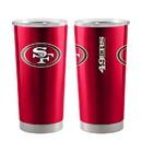 San Francisco 49ers Travel Tumbler 20oz Ultra Red