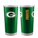 Green Bay Packers Travel Tumbler 20oz Ultra Green