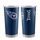 Tennessee Titans Travel Tumbler 20 oz Ultra Navy