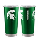 Michigan State Spartans Travel Tumbler 20oz Ultra Green