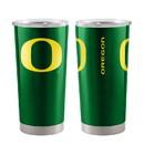 Oregon Ducks Travel Tumbler 20oz Ultra Green