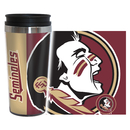 Florida State Seminoles Travel Mug - 14 oz Full Wrap - Hype Style