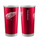 Detroit Red Wings Travel Tumbler 20oz Ultra Red Special Order
