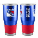 New York Rangers Travel Tumbler 30oz Ultra Blue