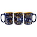 St. Louis Blues Coffee Mug 17oz Spirit Style