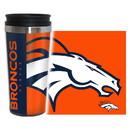 Denver Broncos Travel Mug - 14 oz Full Wrap - Hype Style