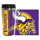 Minnesota Vikings Travel Mug - 14 oz Full Wrap - Hype Style