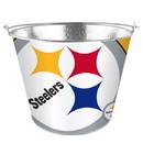 Pittsburgh Steelers Bucket 5 Quart - Special Order