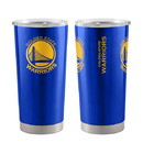Golden State Warriors Travel Tumbler 20oz Ultra Blue