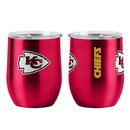 Kansas City Chiefs Travel Tumbler 16oz Ultra Curved Beverage