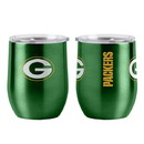 Green Bay Packers Travel Tumbler 16oz Ultra Curved Beverage