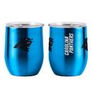 Carolina Panthers Travel Tumbler 16oz Ultra Curved Beverage