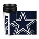 Dallas Cowboys Travel Mug 14oz Full Wrap Style Hype Design