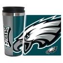 Philadelphia Eagles Travel Mug 14oz Full Wrap Style Hype Design