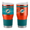 Miami Dolphins Travel Tumbler 24oz Ultra Twist - Special Order