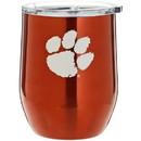Clemson Tigers Travel Tumbler 16oz Ultra Curved Beverage