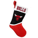 Chicago Bulls Basic Holiday Stocking - 2015