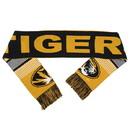 Missouri Tigers Split Logo Reverse Scarf - 2015