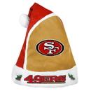 San Francisco 49ers 2015 Basic Santa Hat