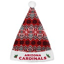 Arizona Cardinals Knit Santa Hat - 2015