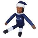 Seattle Seahawks Richard Sherman Plush Elf