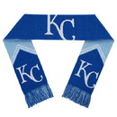 Kansas City Royals Scarf - Reversible Stripe - 2016