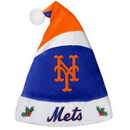 New York Mets Basic Santa Hat - 2016