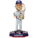 Chicago Cubs Bobble - 8 in - Jon Lester #34 - 2016 World Series Champs