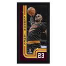 Cleveland Cavaliers Print 7x13 Framed LeBron James Design