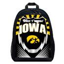 Iowa Hawkeyes Backpack Lightning Style