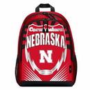 Nebraska Cornhuskers Backpack Lightning Style Special Order