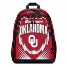 Oklahoma Sooners Backpack Lightning Style