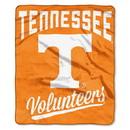 Tennessee Volunteers Blanket 50x60 Raschel Alumni Design