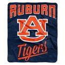 Auburn Tigers Blanket 50x60 Raschel Alumni Design