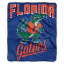 Florida Gators Blanket 50x60 Raschel Alumni Design