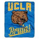 UCLA Bruins Blanket 50x60 Raschel Alumni Design