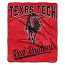 Texas Tech Red Raiders Blanket 50x60 Raschel Alumni Design