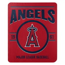 Los Angeles Angels Blanket 50x60 Fleece Southpaw Design Special Order