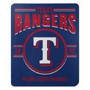 Texas Rangers Blanket 50x60 Fleece Southpaw Design Special Order