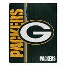 Green Bay Packers Blanket 50x60 Raschel Restructure Design
