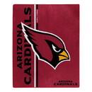 Arizona Cardinals Blanket 50x60 Raschel Restructure Design