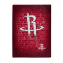 Houston Rockets Blanket 60x80 Raschel Street Design