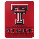 Texas Tech Red Raiders Blanket 50x60 Fleece Control Design
