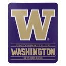 Washington Huskies Blanket 50x60 Fleece Control Design Special Order