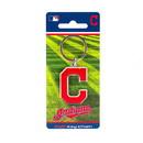 Cleveland Indians Keychain Team