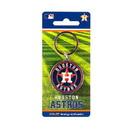 Houston Astros Keychain Team