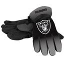 Oakland Raiders Gloves Insulated Gradient Big Logo Size Small/Medium