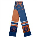 Houston Astros Scarf Colorblock Big Logo Design Special Order